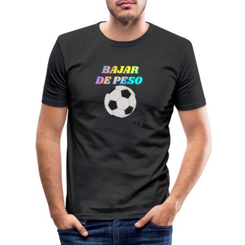 Fútbol para estar en forma - Camiseta ajustada hombre