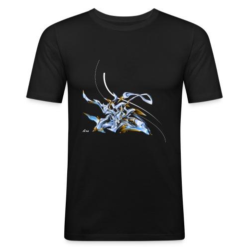 3danimal - T-shirt près du corps Homme