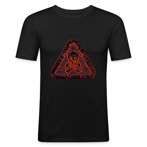 DANGER PS P 210419140046 - Camiseta ajustada hombre