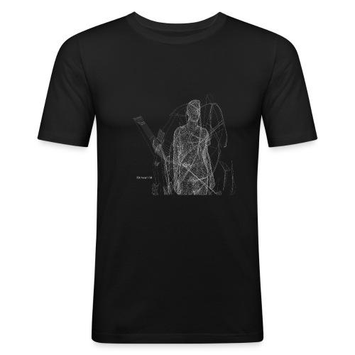 Scanmen - T-shirt près du corps Homme