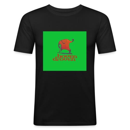 Slentbjenn Knapp - Men's Slim Fit T-Shirt