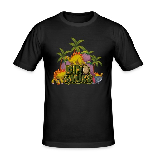 My Dinosaurs - Camiseta ajustada hombre