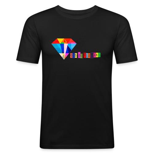 Sport shirt - Mannen slim fit T-shirt
