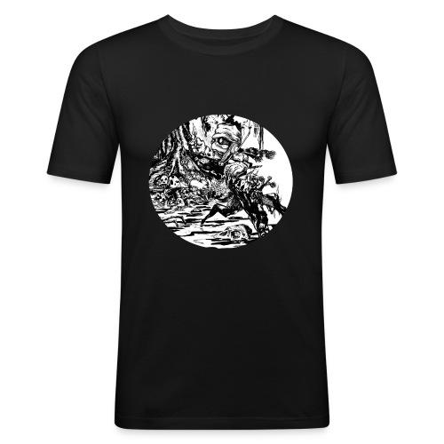 Motiv3 - Männer Slim Fit T-Shirt