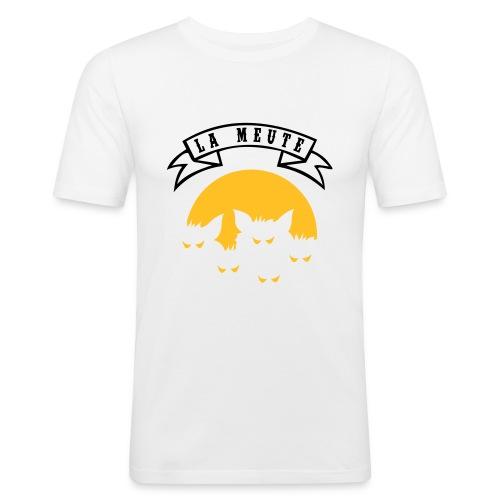 la meute - T-shirt près du corps Homme