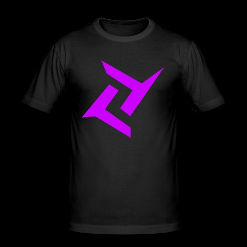 New logo png - slim fit T-shirt