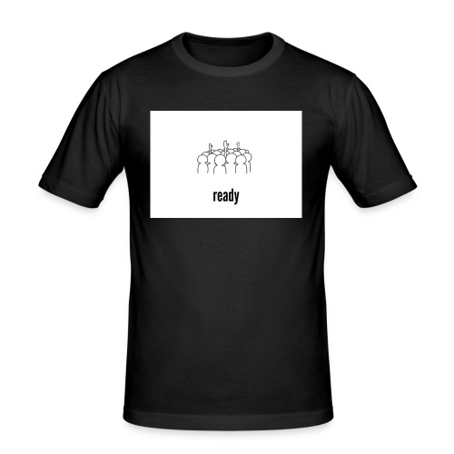 ready sudadera hombre - Camiseta ajustada hombre