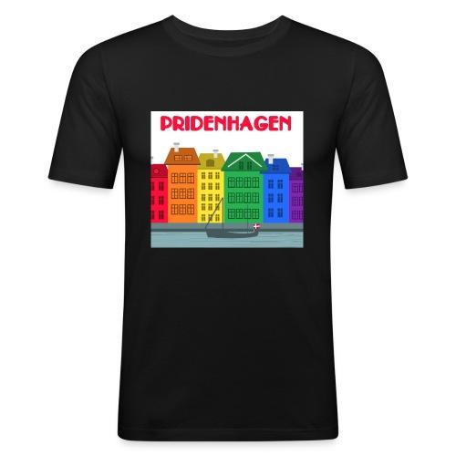 PRIDENHAGEN RETRO T-SHIRT - Herre Slim Fit T-Shirt