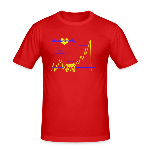 Herschlag Schuetzen - Männer Slim Fit T-Shirt