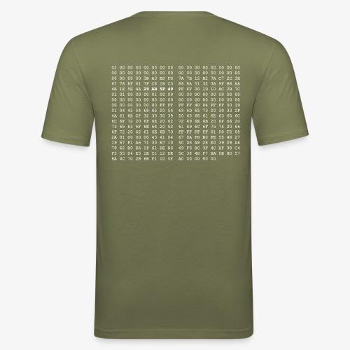 Jan 3rd 2009 - Men's Slim Fit T-Shirt