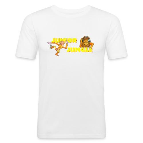 T-charax-logo - Men's Slim Fit T-Shirt