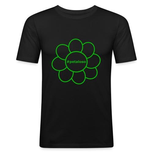 #petaloso - Maglietta aderente da uomo
