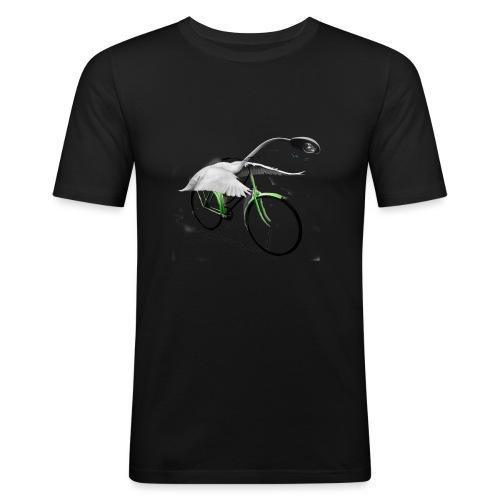 Ninho Bycicle - Maglietta aderente da uomo
