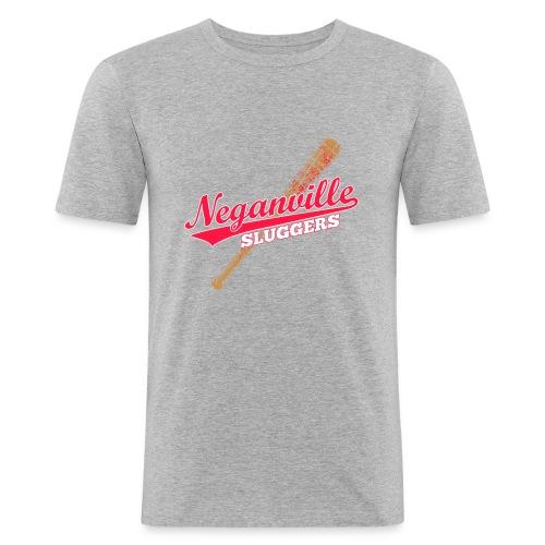 Neganville Sluggers - Men's Slim Fit T-Shirt