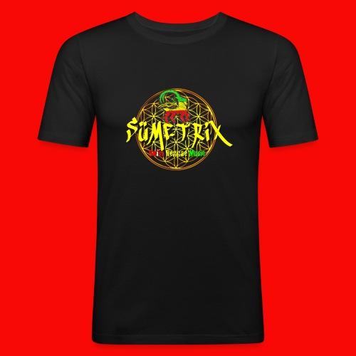 SÜEMTRIX FANSHOP - Männer Slim Fit T-Shirt