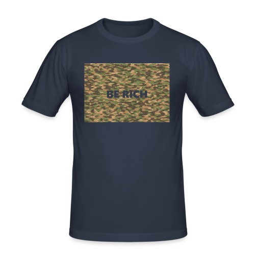 ARMY TINT - Mannen slim fit T-shirt