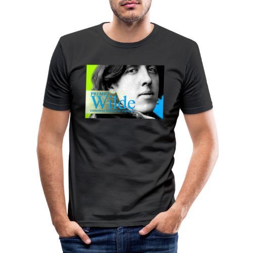 Wilde vintage 2031 - Maglietta aderente da uomo