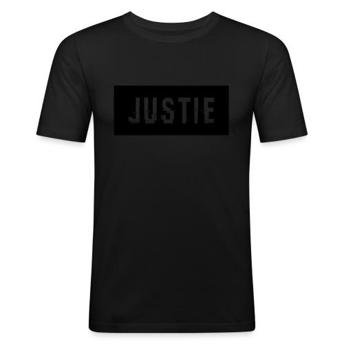 Justie shirt - slim fit T-shirt