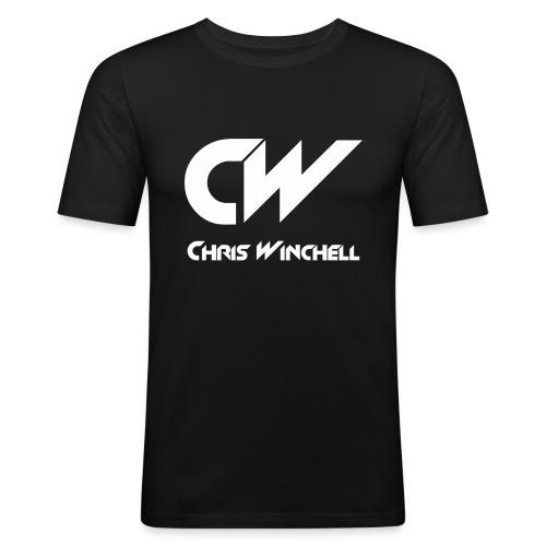 Chris Winchell Official T-Shirt - Männer Slim Fit T-Shirt