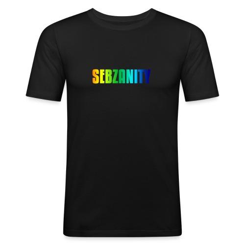 PNG_M8 - Männer Slim Fit T-Shirt