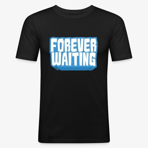 Forever Waiting - Men's Slim Fit T-Shirt
