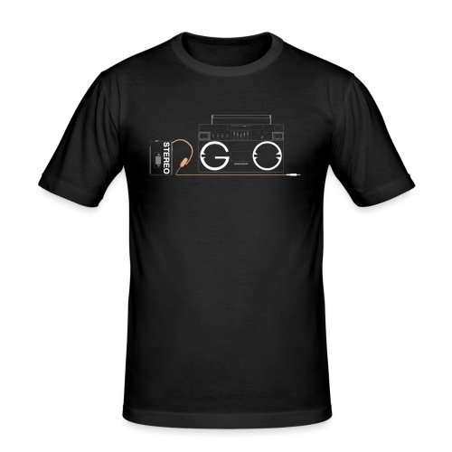 Design S2G new logo - Men's Slim Fit T-Shirt