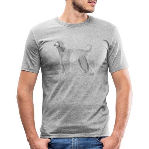 afghanskMynde - Herre Slim Fit T-Shirt