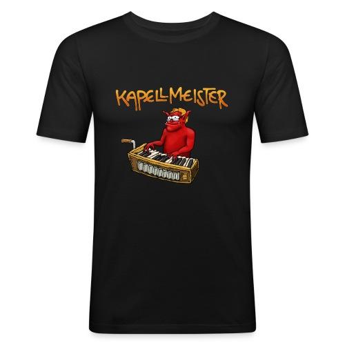Kapellmeister - Men's Slim Fit T-Shirt