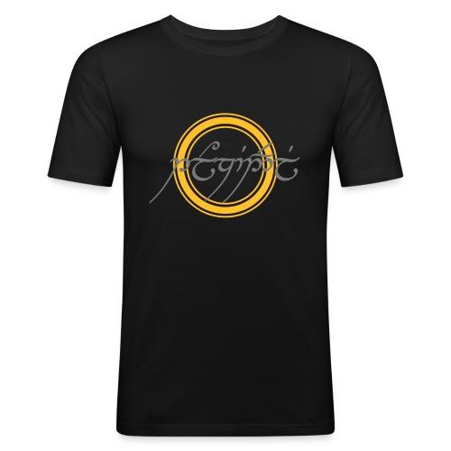 Tolkiendil Cercle 2 - T-shirt près du corps Homme