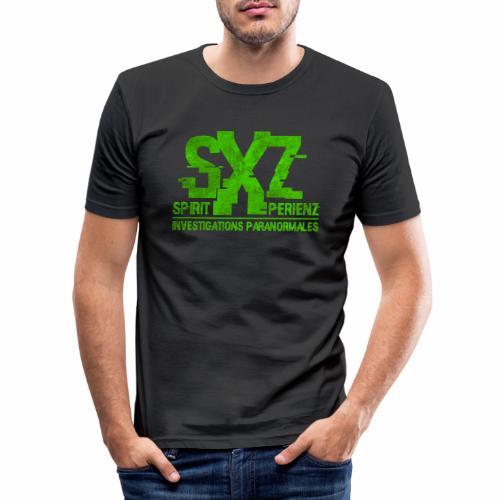 Logo S2 - T-shirt près du corps Homme
