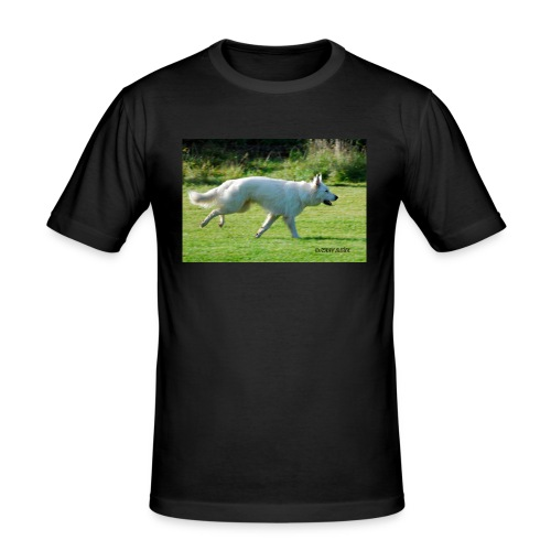 615966_10151122370701589_1082503723_o - Slim Fit T-shirt herr
