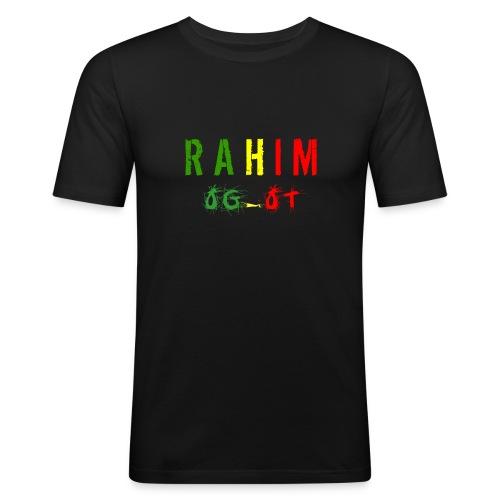 t-shirt design Rahim - T-shirt près du corps Homme