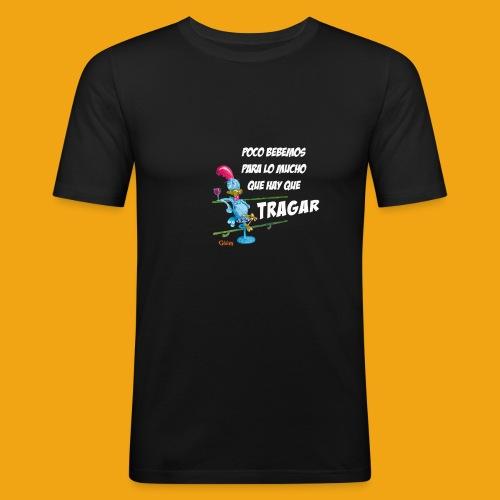 CAMISETA GALLO - Camiseta ajustada hombre