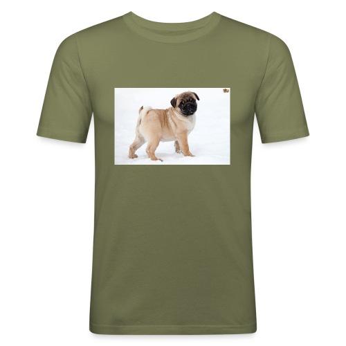 walker family pug merch - Men's Slim Fit T-Shirt