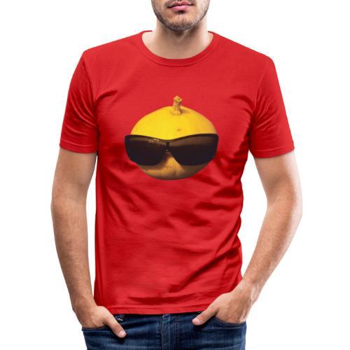 Kerk van de Kalebas - Mannen slim fit T-shirt