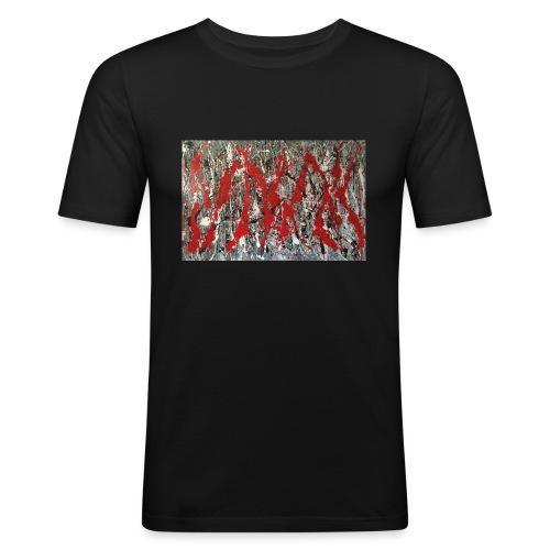 Inferno - T-shirt près du corps Homme