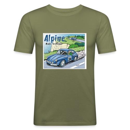 Polete en Alpine 106 - T-shirt près du corps Homme