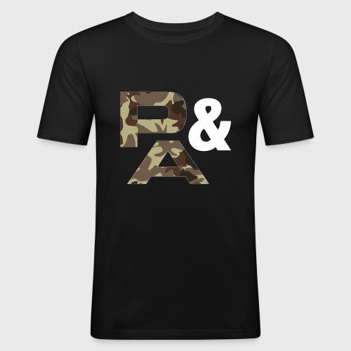 TIRANTES P&A CAMU - Camiseta ajustada hombre
