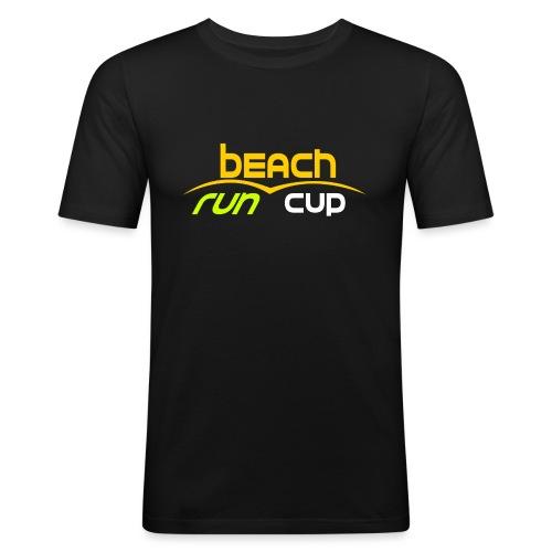 Beach_Run_Cup_d--tour-- - T-shirt près du corps Homme