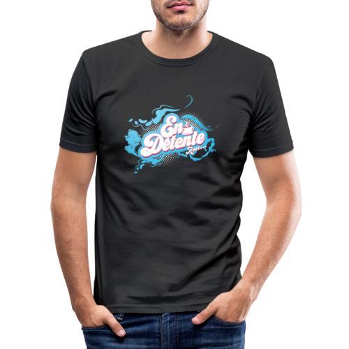 EN DETENTE - T-shirt près du corps Homme