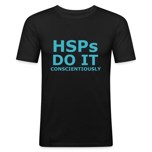 Do It hsPs women's t-shirt - Men's Slim Fit T-Shirt