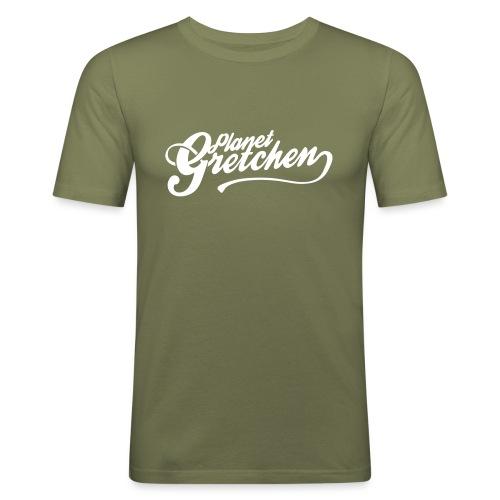 Planet Gretchen - Slim Fit T-shirt herr