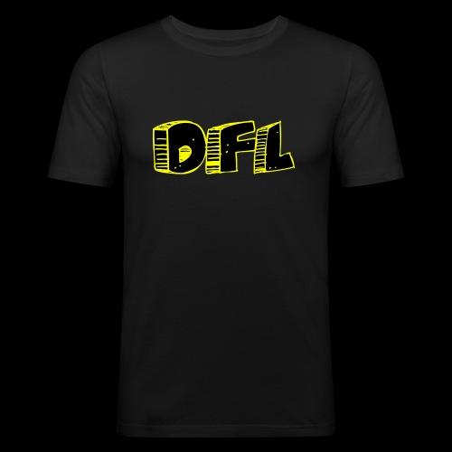 DFunctionaL Logo - Men's Slim Fit T-Shirt