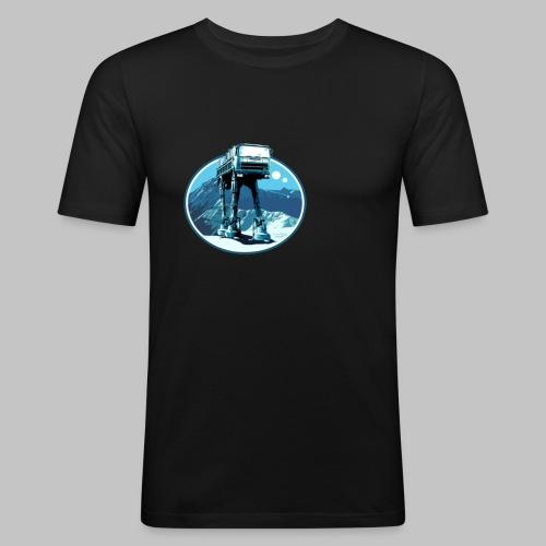 truck in movie - Slim Fit T-shirt herr