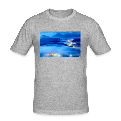 the mother earth collection 2017 - T-shirt près du corps Homme