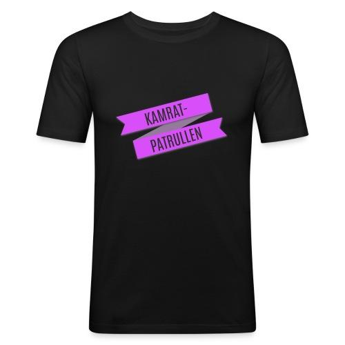 Kamratpatrullen - Slim Fit T-shirt herr