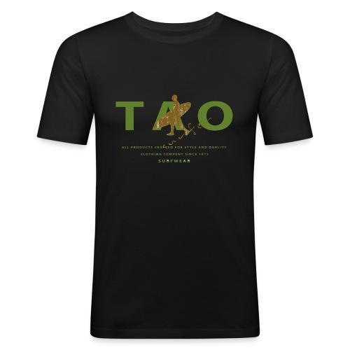 taosurfer_army - Männer Slim Fit T-Shirt