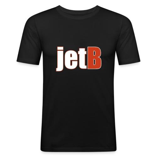 JETB MOK - Mannen slim fit T-shirt