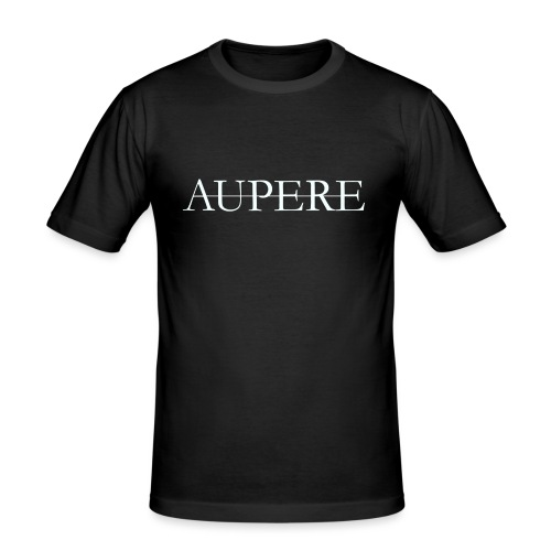 Aupere - Mannen slim fit T-shirt