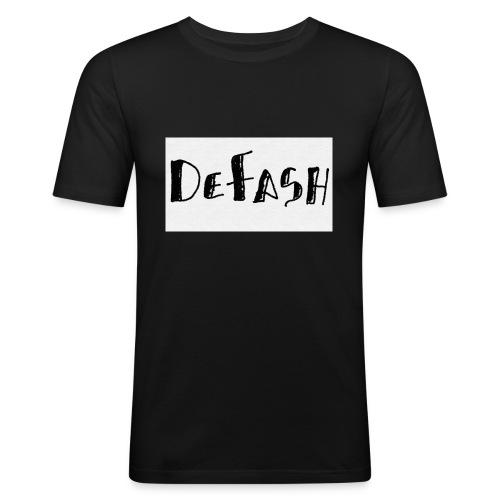 Defash1-png - T-shirt près du corps Homme